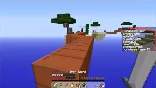 Minecraft Skywars|Lets play! Episode 1